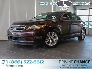 2010 Ford Taurus SEL-AWD-Heated Seats-Backup Sensors-