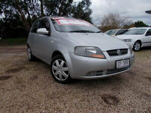 2006 Holden Barina TK Silver 4 Speed Automatic Hatchback Bayswater North Maroondah Area Preview