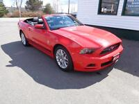 2014 Ford Mustang V6 Conv for $225 bi-weekly all in!(NEW PRICE!)