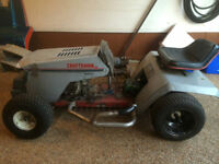 NEW PRICE-Racing lawnmower for sale