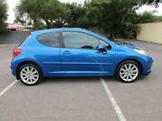 2008 Peugeot 207 GT 5 Speed Manual Hatchback Greenacres Port Adelaide Area Preview