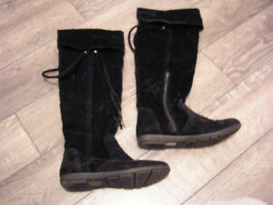 Women's ALDO over the knee Boots, Ugg Vibram Winter Boots