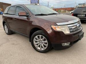 2009 FORD EDGE LIMITED FULL LOAD GARANTIE 1 AN FINANCEMENT DISPO