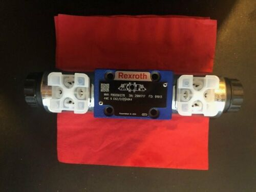 Rexroth Directional Valve R900561278 New