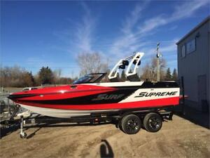 2018 Supreme S211 @ Absolutwatersports