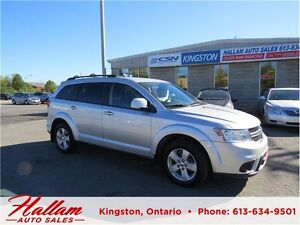 2012 Dodge Journey SXT, 7 Passenger, Bluetooth, Dual AIr