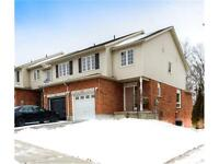 Available April 1st - Spacious End Unit Townhouse in Chicopee