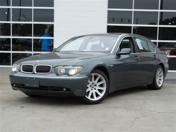 Used 2003 BMW 7-Series