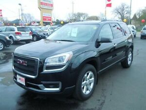 2014 GMC ACADIA SLE1 - REAR VIEW CAMERA, SATELLITE RADIO, ONSTAR