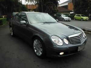 2008 Mercedes-Benz E280 SPORTS EDITION Grey 7 Speed Automatic Sedan Kedron Brisbane North East Preview