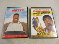 DVD The Nutty Professor movies