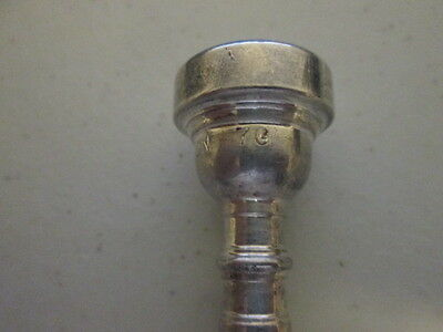 Trumpet mouthpiece--Besson 7C