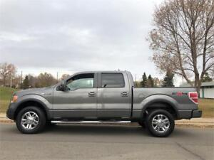 2010 Ford F-150 FX4 ONE OWNER = CREW CAB - LEATHER - CAMERA
