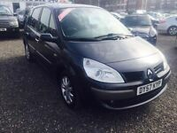 2007 RENAULT SCENIC 1.5 dCi 106 Dynamique DIESEL 12 MTS WARRANTY AVAIL