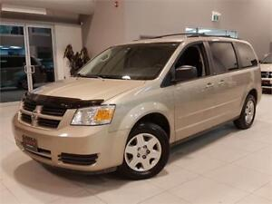 2009 Dodge Grand Caravan SE STOW N GO **ONLY 80KM**