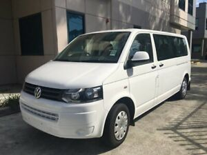 Volkswagen VW Caravelle T5 2013 Diesel AUTOMATIC 9 seater Seven Hills Blacktown Area Preview