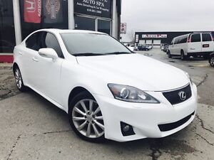 2010 Lexus IS 250 AWD LOW KM SAFETY AND ETEST INCLUDED!