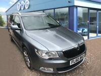 2010 SKODA SUPERB 2.0 TDI CR 170 SE 5dr