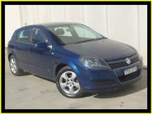 2005 Holden Astra CDX Blue Manual Hatchback Penrith Penrith Area Preview