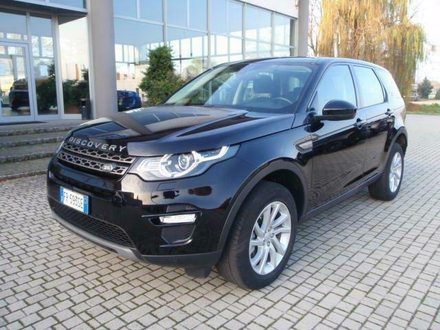 Land Rover Discovery Sport 2.0 TD4 150CV SE AWD Auto Business Edition