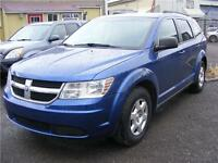 2010 Dodge Journey, 7 Passenger, built in child seats Hamilton Ontario Preview