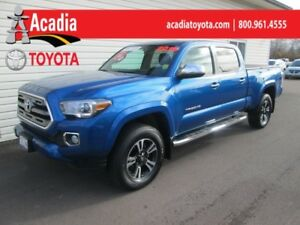 2016 Toyota Tacoma 4X4 Limited **FREE WINTER TIRES**