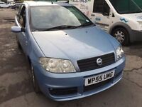 2006 Fiat Punto, starts and drives very well, 1 years MOT (runs out November 2017), very low mileage