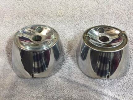Front Chrome Indicator Housing for '63 VW Type 3, MINT CONDITION Lobethal Adelaide Hills Preview