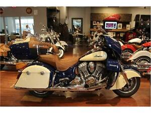 2016 Indian Roadmaster-DEMO SALE