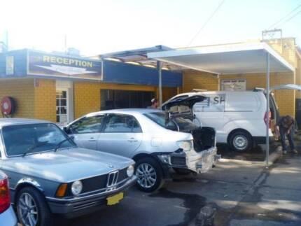 Successful Smash Repairs business Kincumber Gosford Area Preview