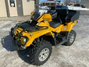 2007 Can-Am Outlander Max 800