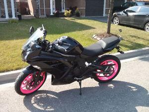 Ninja 650EX Kawasaki
