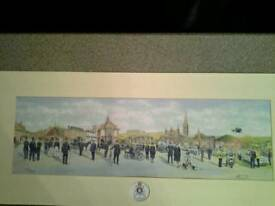Limited edition Wiltshire police print