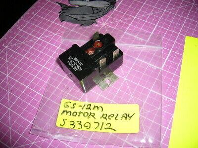 Motor Start Relay S330712 German Knife Commercial Meat Slicer Gs-12m