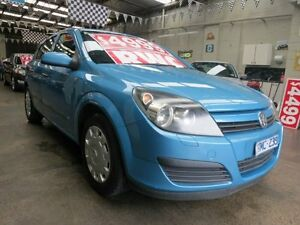 2005 Holden Astra AH MY06 CD 4 Speed Automatic Hatchback Mordialloc Kingston Area Preview