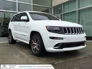 2016 Jeep Grand Cherokee SRT/NAV/LAUNCH CONTROL/HEATED AND COOLE