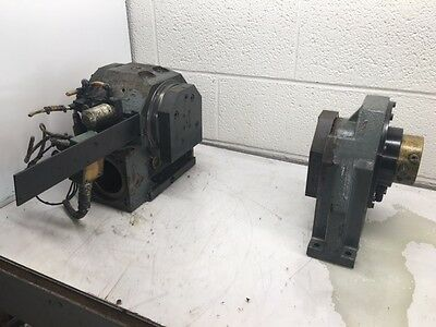 Peiseler Awu 160p Nc Rotary Table W Tailstock Grt 160 Mfgd 2001 Used 2