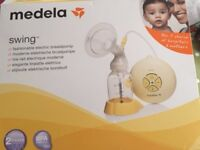 Medela Swing electric Breast Pump-not used,new
