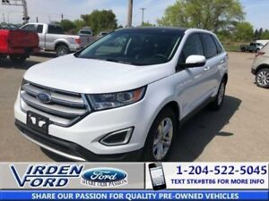 2017 Ford Edge SEL SEL AWD LOW KM