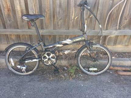 Oyama folding bike - unisex - Excellent condition