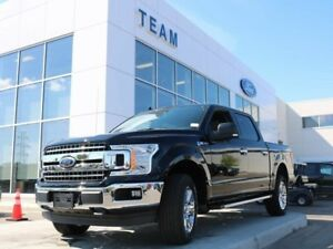 2018 Ford F-150 XLT, 302A, SYNC3, NAV, HEATED FRONT SEATS, AIR C