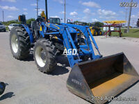 2012 New Holland T4040 4WD Tractor with Loader