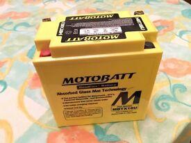 Motobatt QuadFlex Battery MBTX16U