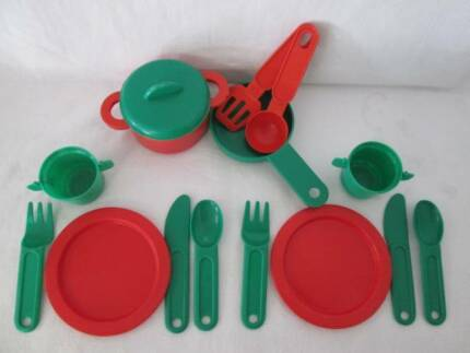 Child's Play Tea Set.