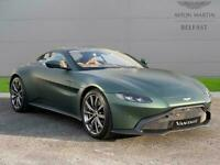2021 Aston Martin Vantage 2Dr Zf 8 Speed Auto Coupe Petrol Automatic