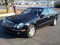 =========Mercedes E320 03((((Full LOAD 203KM============