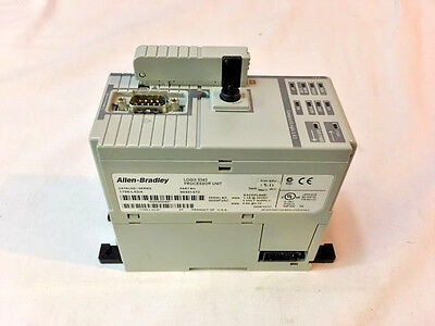 Allen Bradley Processor Module 2mb Memory Compactlogix 1768-l43