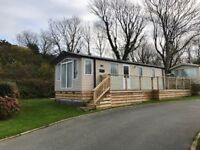 Used Swift Bordeaux Static Caravan - Anglesey, North Wales