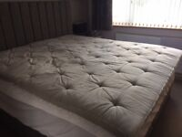 Ikea Super King Mattress Topper- prolong the life of your mattress
