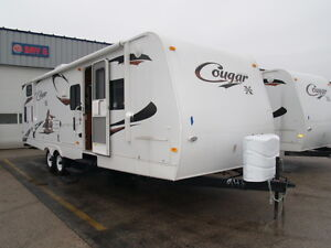 2011 Cougar 29BHS Travel Trailer
